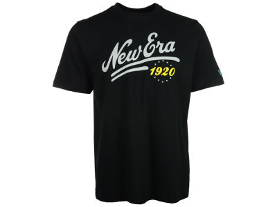 New Era Branded Script School T-Shirt