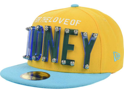 New Era Branded Acrylic Pop 59FIFTY Cap Hats