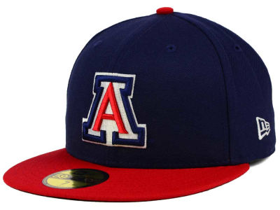Arizona Wildcats NCAA AC 59FIFTY Cap Hats