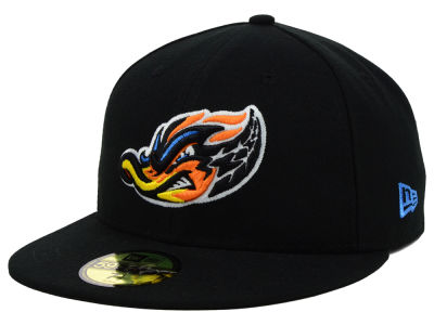 Akron Rubber Ducks MiLB AC 59FIFTY Cap Hats