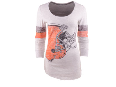 Cleveland Browns Nike Nfl Womens Take It Long Long Sleeve