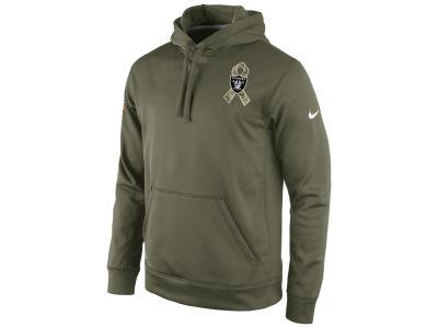 972de538c Oakland Raiders Nike NFL Men s 2014 Salute to Service KO Hoodie ...