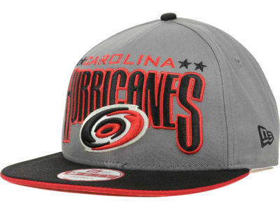 Carolina Hurricanes NHL Open Ice 9FIFTY Snapback Cap Hats