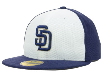 San Diego Padres MLB Diamond Era 59FIFTY Cap Hats
