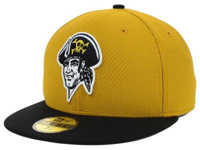 Pittsburgh Pirates New Era Mlb Diamond Era Bp 59fifty Cap
