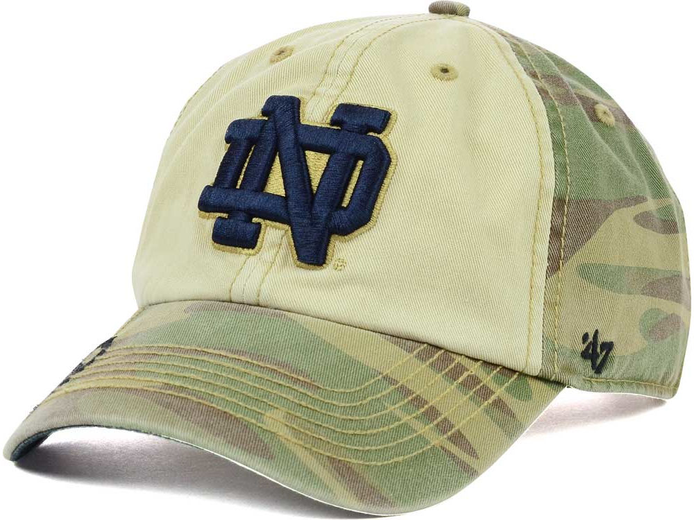 finest selection 3a8cf 6ca85 well-wreapped Notre Dame Fighting Irish  47 NCAA Operation Hat Trick Gordie   47