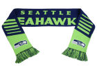 Seattle Seahawks Forever Collectibles Acrylic Knit Scarf Wordmark Apparel & Accessories