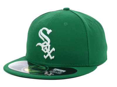Chicago White Sox MLB 2015 St. Pattys AC 59FIFTY Cap Hats