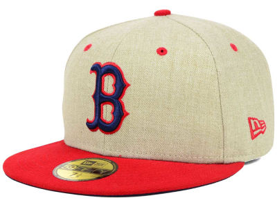 Boston Red Sox MLB Team OAT 59FIFTY Cap Hats