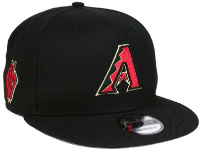 Arizona Diamondbacks MLB 2 Tone Link 9FIFTY Snapback Cap Hats