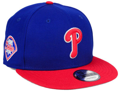 Philadelphia Phillies MLB 2 Tone Link 9FIFTY Snapback Cap Hats