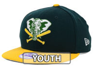 New Era MLB Youth Major Wool 9FIFTY Snapback Cap Adjustable Hats