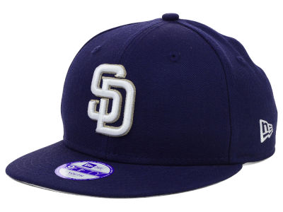 San Diego Padres MLB Youth Major Wool 9FIFTY Snapback Cap Hats