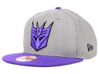 Transformers Hero Heather Neon 9FIFTY Snapback Cap Hats