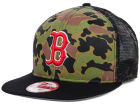 MLB Camo Face Mesh Trucker 9FIFTY Snapback Cap