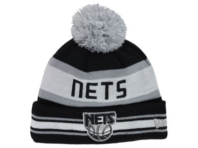 New Jersey Nets NBA Hardwood Classics Fashion Jake Knit Hats