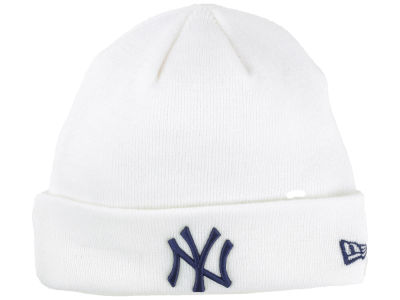 New York Yankees MLB Basic Cuffed Knit Hats