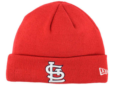 St. Louis Cardinals MLB Basic Cuffed Knit Hats
