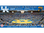 Kentucky Wildcats Panoramic Stadium Puzzle Toys & Games