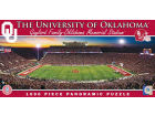 Oklahoma Sooners Panoramic Stadium Puzzle Toys & Games