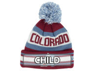New Era NHL Kids Jacob Pom Knit Hats