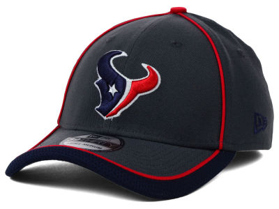 Houston Texans NFL 2014 On Field Graphite 39THIRTY XP Cap Hats