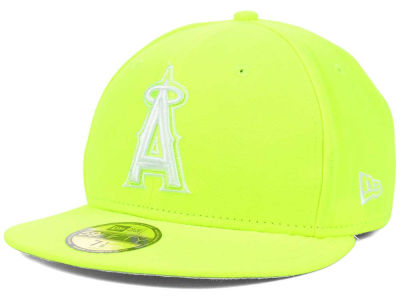 Los Angeles Angels MLB C-Dub 59FIFTY Cap Hats
