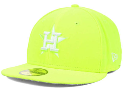 Houston Astros MLB C-Dub 59FIFTY Cap Hats