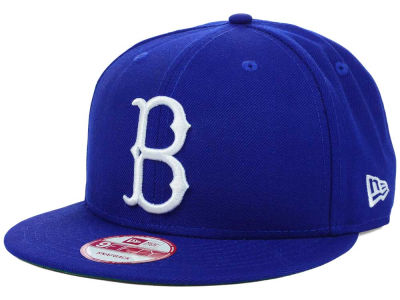 Brooklyn Dodgers MLB C-Town 9FIFTY Snapback Cap Hats
