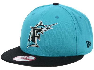Florida Marlins MLB C-Town 9FIFTY Snapback Cap Hats