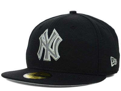 New York Yankees MLB Team Reflective 59FIFTY Cap Hats