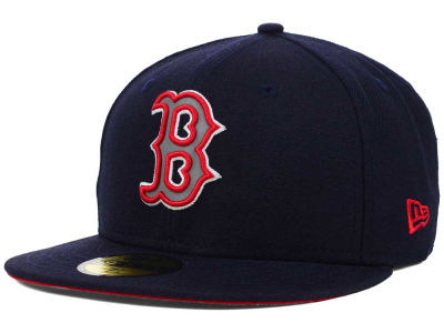 Boston Red Sox MLB Team Reflective 59FIFTY Cap Hats