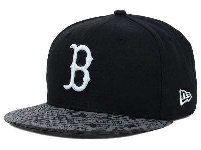 Boston Red Sox MLB Reflective Viz 59FIFTY Cap Hats