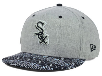 Chicago White Sox MLB Fair Isle Flip 9FIFTY Snapback Cap Hats