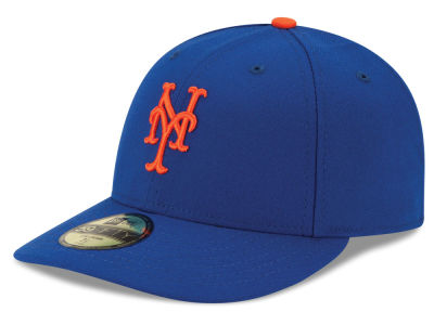 New York Mets MLB Low Profile AC Performance 59FIFTY Cap Hats
