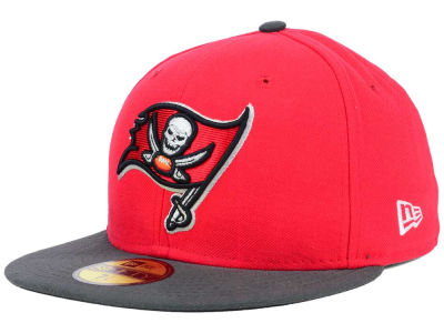 Tampa Bay Buccaneers NFL 2012 On Field 59FIFTY Cap Hats