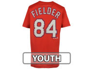 Majestic MLB Youth Official Player T-Shirt T-Shirts