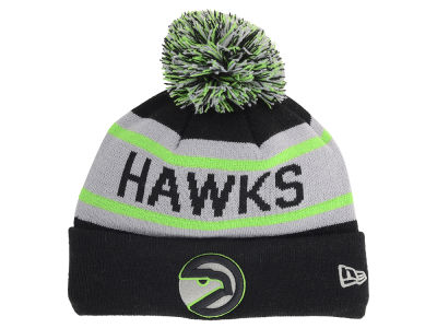 Atlanta Hawks NBA HWC Biggest Fan Pom Knit Hats