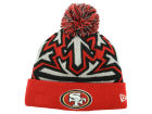 San Francisco 49ers New Era NFL Glowflake Knit Hats