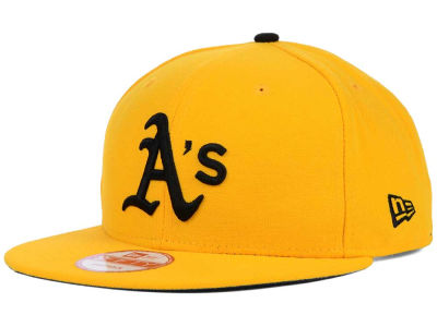 Oakland Athletics MLB Snap-Dub 9FIFTY Snapback Cap Hats