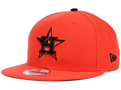 Houston Astros MLB Snap-Dub 9FIFTY Snapback Cap Hats