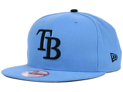 Tampa Bay Rays MLB Snap-Dub 9FIFTY Snapback Cap Hats