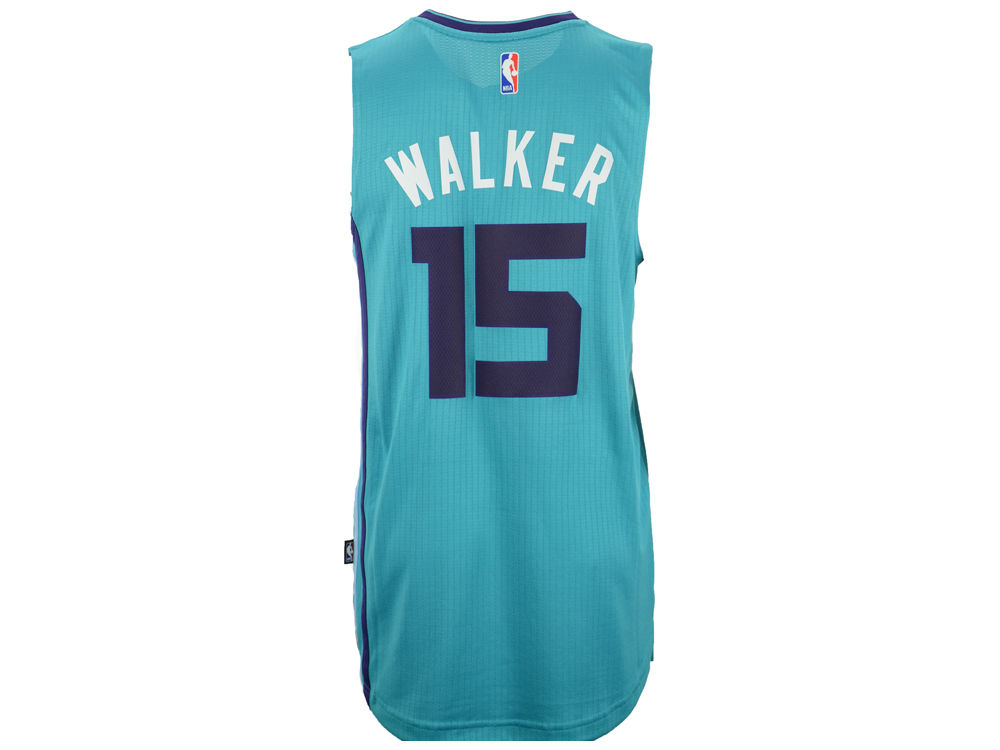 7d383102b03 Charlotte Hornets Kemba Walker adidas NBA Men's New Swingman Jersey  well-wreapped
