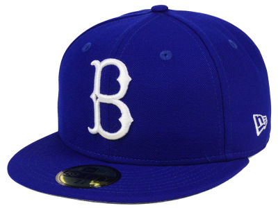 Brooklyn Dodgers MLB Cooperstown 59FIFTY Cap Hats