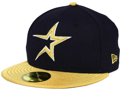 Houston Astros MLB Cooperstown 59FIFTY Cap Hats