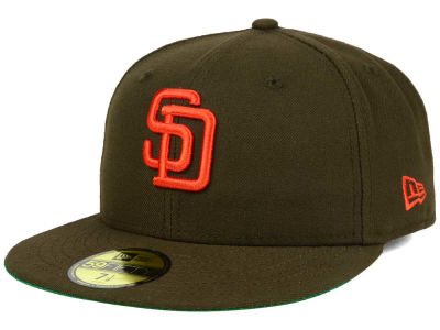 San Diego Padres MLB Cooperstown 59FIFTY Cap Hats
