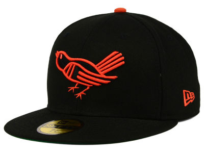 Baltimore Orioles MLB Cooperstown 59FIFTY Cap Hats
