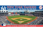 New York Yankees Panoramic Stadium Puzzle Toys & Games
