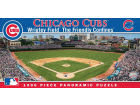 Chicago Cubs Panoramic Stadium Puzzle Toys & Games