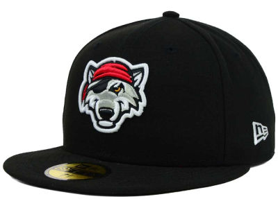 Erie SeaWolves MiLB AC 59FIFTY Cap Hats